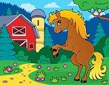Horse theme image 9