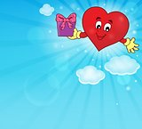 Stylized heart theme image 4