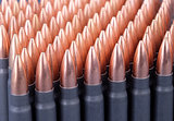 Live ammunition for automatic weapons