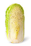 Half head of cabbage Chinese cabbage