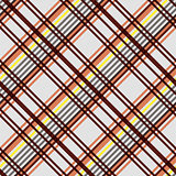 Diagonal seamless pattern in warm colors