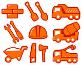 set construction icons
