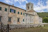 Badia a Coltibuono near Gaiole in Chianti