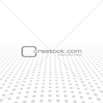 Abstract background. Copy space with points.