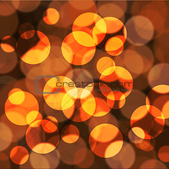 abstract background yellow