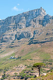 Upper and lower cable stations on Table Mountain, Cape Town
