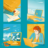 Travel Agency Illustrations
