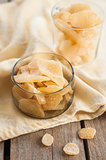 Candied Crystallized Ginger