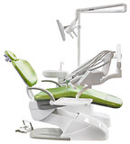 Green Dentist Chair Cutout