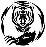 big bear tattoo