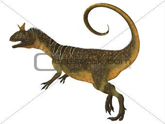 Cryolophosaurus Tail