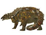 Gargoyleosaurus Dinosaur Tail