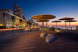 Tel Aviv Promenade.