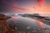 Sunrise at Coogee, Sydney Australia