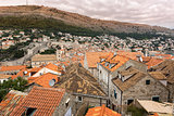 Historic buildings in Dubrovnik, Croatia