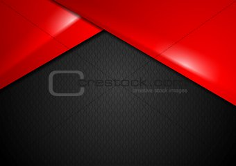 Abstract vector contrast background
