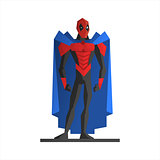 Spiderman Vector Illustration