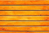 Wooden paneling. Horizontal