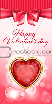 Valentine day backgroung