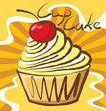 Vector Cupcake