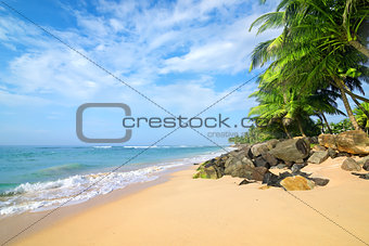 Beach in Gala