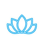Pictograph of lotus