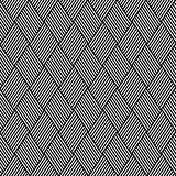 Striped diamonds seamless pattern.