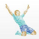 success, finish, winner, athlete, abstraction