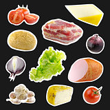Set fresh food
