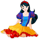Snow White Girl