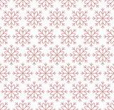 Vector mono line graphic design templates Merry Christmas