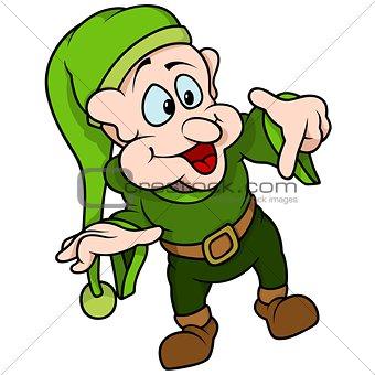 Green Dwarf Pointing