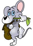 Walking Mouse