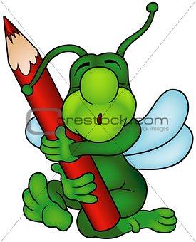 Sleeping Bug Painter