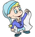 Blue Little Dwarf