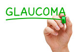 Glaucoma Green Marker