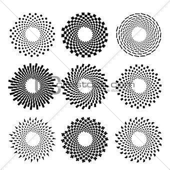 Circle Symbols
