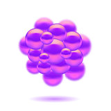 Molecules Spheres