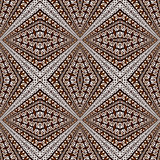 Decorative abstract ornament, abstract seamless background