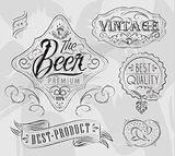 Beer elements coal