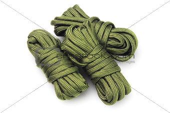 Three Bundles of Para Cords