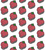 Sweet Strawberry Pattern