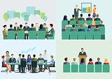 Lecture, course, seminar