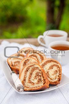 Potica, Slovenian Walnut Roll