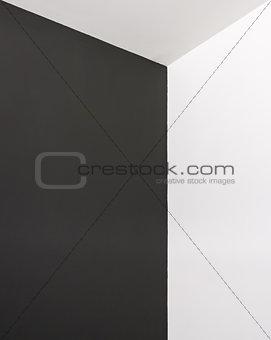 Modern wall style