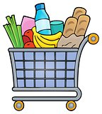 Shopping cart theme image 1