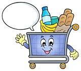 Shopping cart theme image 4