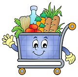 Shopping cart theme image 5