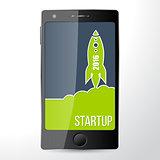 Mobile start up app
