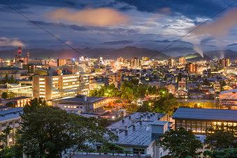 Tottori Japan Skyline